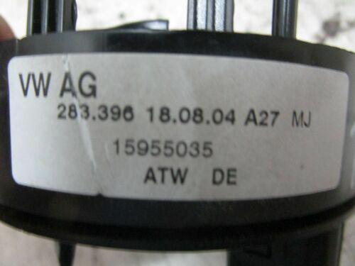 1.9 SDI Airbag Contact Unité schleifring 283396 VW Polo 9n/_