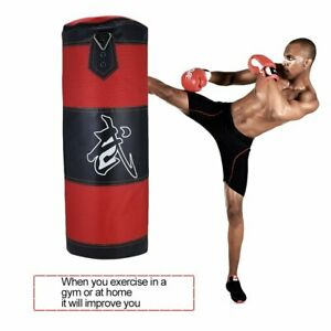 Onex 2ft Filled  Punch Bag Punch bag Kick bag Punchbag Training Gym Training