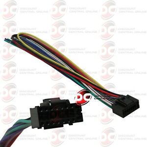 kenwood 16 pin wiring harness for select kenwood headunits. Black Bedroom Furniture Sets. Home Design Ideas