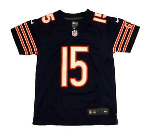 Boys NFL Chicago Bears # 15 Brandon Marshall Official Jersey Size ...