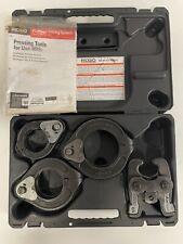 Ridgid 20483 Standard Series Propress Xl C Rings Kit 2 12 4 Copper 4
