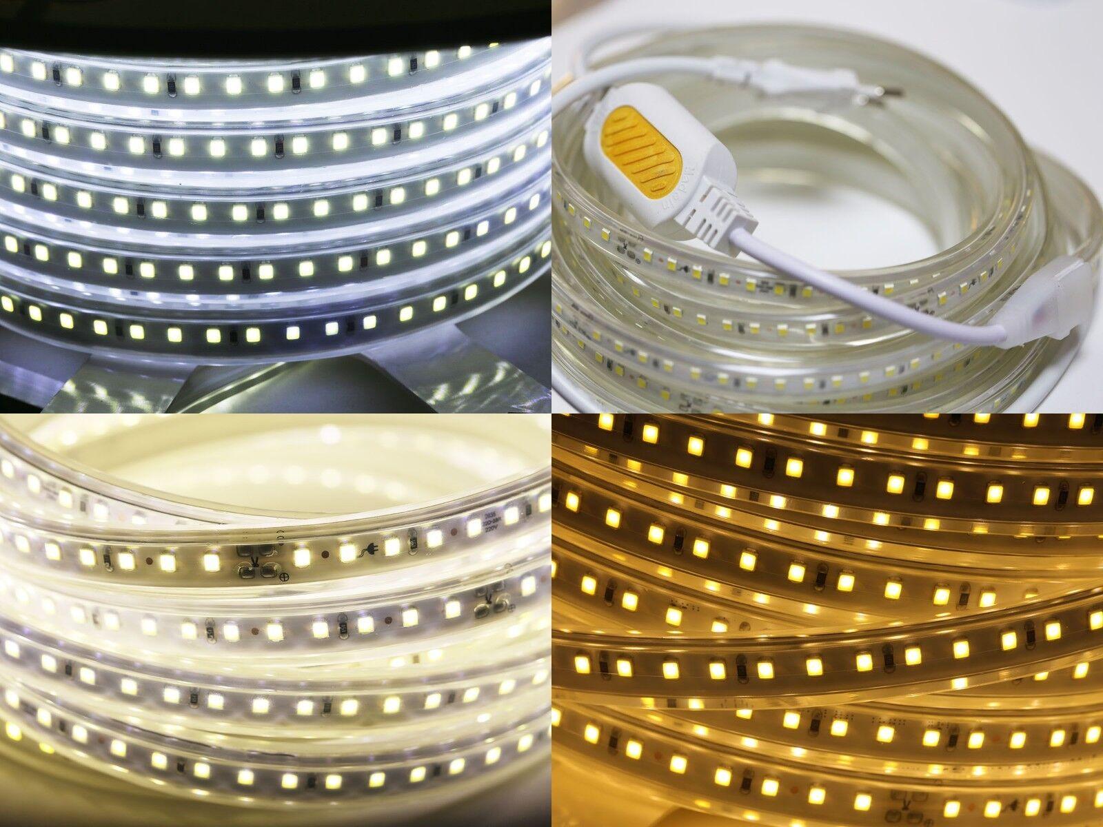 1-30m superhelle 1200Lumen m led strips streifen leisten wasserfest IP65 Dimmbar