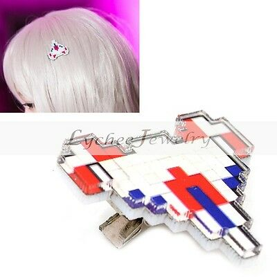 Cute Anime Dangan Ronpa Plane Hairpin Chiaki Nanami Hair Clip Free Shipping 1PC
