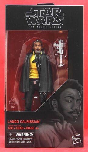 Star Wars Black Series Lando Calrissian #65 Wave 16 NOW SHIPPING Han Solo Movie