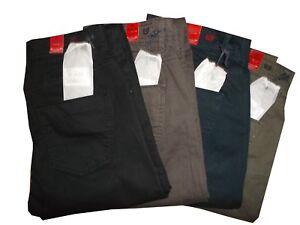 sito affidabile 0d43e 53767 Guy Pantaloni Uomo Slim Fit elasticizzati jeans fustagno ...