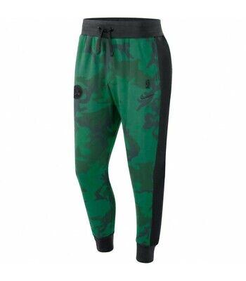 Nike NBA Boston Celtics Spotlight Sweat Green Solid Active Wear AT9009-312