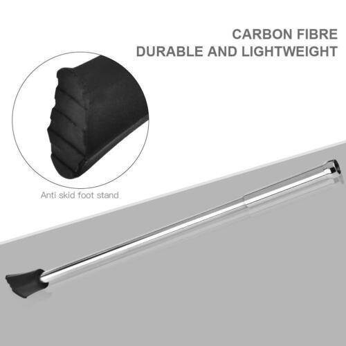 Lightweight Bike Kickstand Carbon Fiber Prop Foot Side Stick Stand Support GG