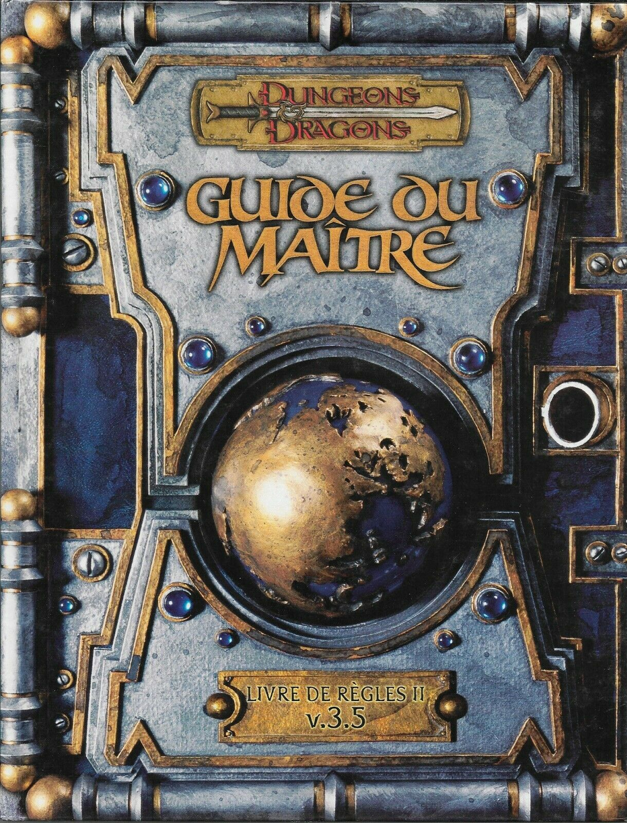 DUNGEONS & drakeER -- GUIDE DU MAATER - EDITERING 3.5 ‐NEUF