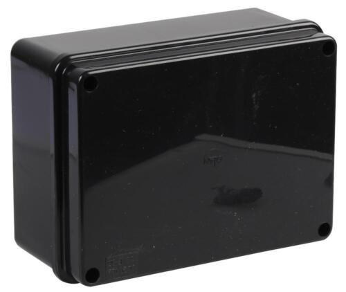 Black OL20022B Ip56 Olan Box 150x110x70mm