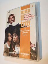 I Promessi Sposi 1a Parte DVD Comico il Trio Solenghi Marchesini Lopez
