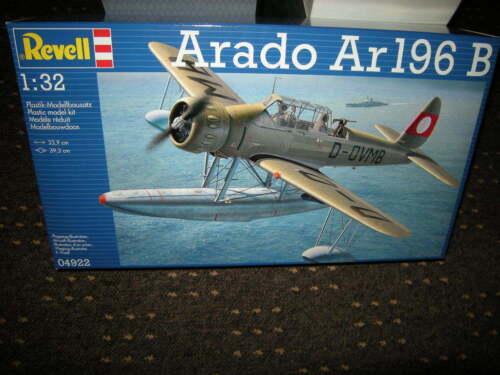 1:32 Revell Arado Ar 196 B Nr 04922 OVP