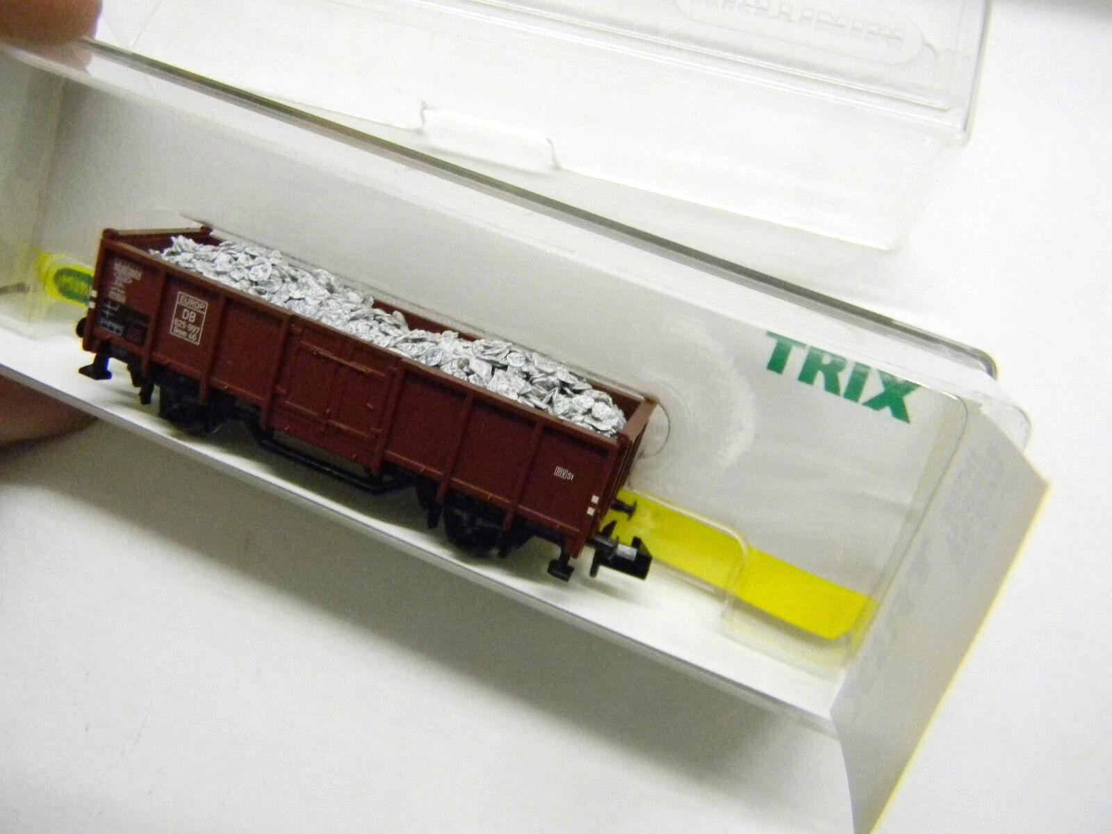 15020 MINITRIX N Hochbordwagen Intermod-bau 99 OVP Spur N 1 1 1 160 Eisenbahn train  | Queensland  c6315d
