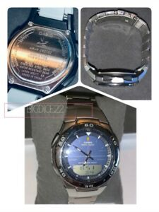 Casio-WaveCeptor-Illuminator-WVA-105H-Atomic-Radio-Controlled-Watch-50M-Resist