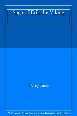 Saga Of Erik The Viking,terry Jones