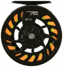 TFO Temple Fork Outfitters NXT La 1 Pre-spooled Fly Reel for a 6 WT Rod