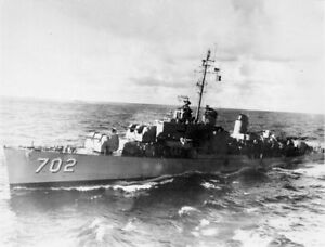 Details about USS HANK 8X10 PHOTO DD-702 NAVY US USA MILITARY SUMNER CLASS  DESTROYER SHIP