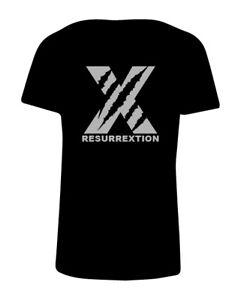 T-Shirt-Hip-Hop-Resurrextion-logo-X
