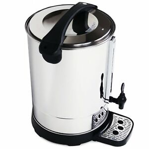NEW! 30L Commercial Catering Kitchen Hot Water Boiler Tea Urn Coffee 162000162000