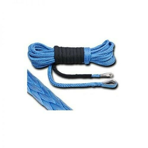 REPLACEMENT SYNTHETIC WINCH ROPE, 10MM X 28M