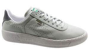 Cuir 359276 Clair Hommes Faible Star En Baskets Chaussures Puma 10 Unisex Gris Ix1g4wq