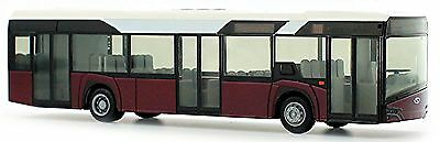 Cars Solaris Urbino 12 '14 Demonstration Design City Bus 1:87 Rietze Be Friendly In Use Automotive