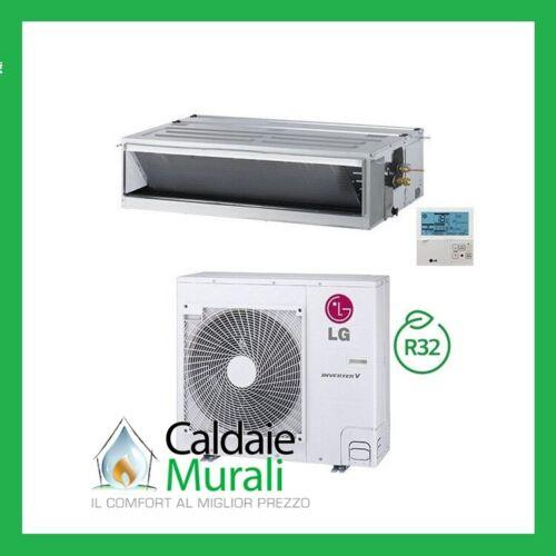 CLIMATIZZATORE LG INVERTER CANALIZZABILE COMPACT R-32 30000 BTU UM30R N10