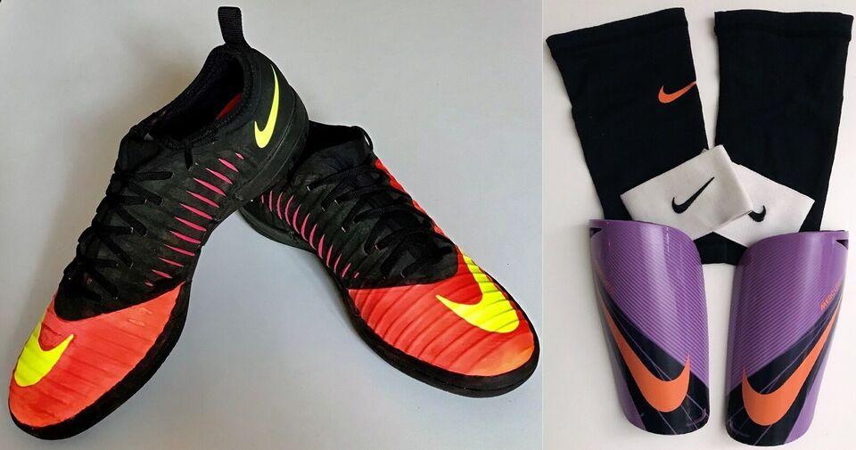 Fodboldsko, & Benskinner, Nike Mercurial