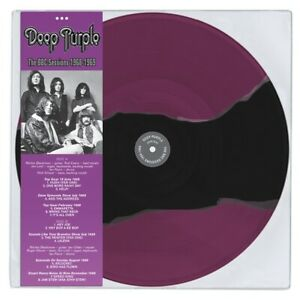 DEEP-PURPLE-THE-BBC-SESSIONS-1968-1969-PURPLE-SWIRL-COLOR-LP-ITALY-IMPORT