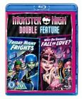 Monster High - Friday Night Frights / Why Do Ghouls Fall In Love? (Blu-ray, 2013)