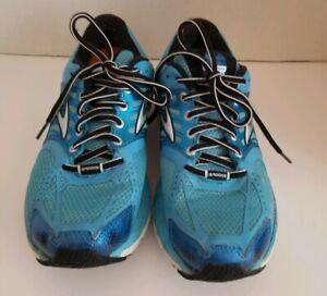 3f65ea38573 Image is loading Brooks-Womens-Glycerin-11-Blue-Sz-8-Running-