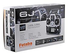 BRAND NEW FUTABA 6J COMPUTERIZED 2.4GHZ SFHSS R2006GS S3004 X4 SERVOS FUTK6001
