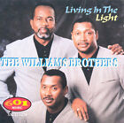 Living in the Light by The Williams Brothers (CD, Malaco Music Group)