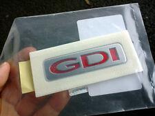 Genuine Kia All new Cerato/Forte rear trunk GDI Emblem