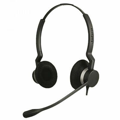 Jabra BIZ™ 2300 QD Duo Wired Headset P