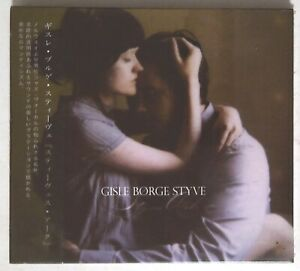 STYVES-ARK-Gisle-Borge-Styve-RCIP-0162-JAPAN-CD-OBI-SEALED