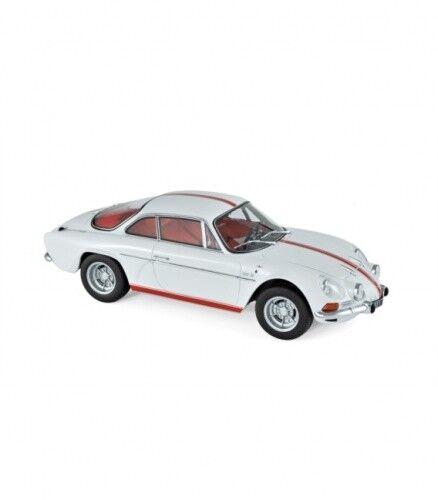 Alpine Renault a110 1600s 1971 blanc  1 18 Norev  réductions et plus