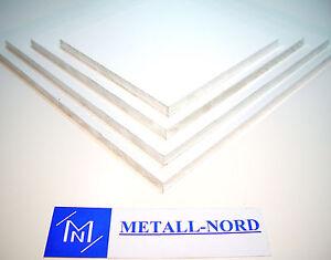 Aluminium-Zuschnitt-Alu-Platte-feingefraest-034-Staerke-x-Form-034-waehlbar-AlMg4-5Mn-CNC