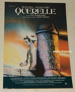 CP-QUERELLE-Film-de-RAINER-WERNER-FASSBINDER-Collection-GAUMONT-RAMSAY