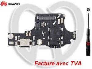Pour Huawei HONOR 10 Nappe Connecteur de Charge USB Prise Audio Jack Micro OEM ~