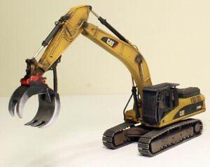 Demolition-Grapple-For-Cat-336D-Quick-Coupler