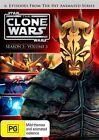Star Wars - The Clone Wars - Animated Series : Season 3 : Vol 3 (DVD, 2012)