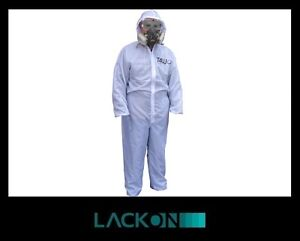 T4w Lackieranzug Overall Protection Costume Peintre Blanc Taille: L 59112  </span>
