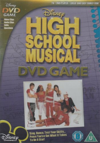 1 of 1 - High School Musical: Interactive DVD DVD Interactive NEW