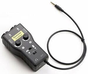 Saramonic-SmartRig-XLR-3-5mm-Mic-Pre-Amp-Guitar-Input-to-TRRS-iPhone-Android