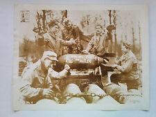 ORIGINAL WWII VICTORY SAVINGS BONDS/STAMPS PHOTO - Easter Egg For Hitler 8th AF