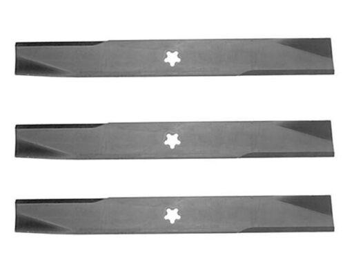 "532137380 Oregon Replaces 50/"" Craftsman Husqvarna Flat Blade High Lift 137380"