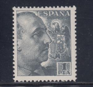 Spagna-1949-Nuovo-senza-Linguelle-MNH-Edifil-1056-1-Pts-Franco-Lotto-1
