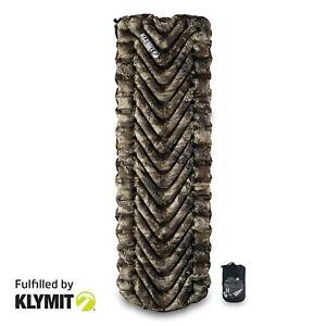 KLYMIT-Static-V-Sleeping-Pad-Kings-Camo-Lightweight-Camping-Pad-REFURBISHED