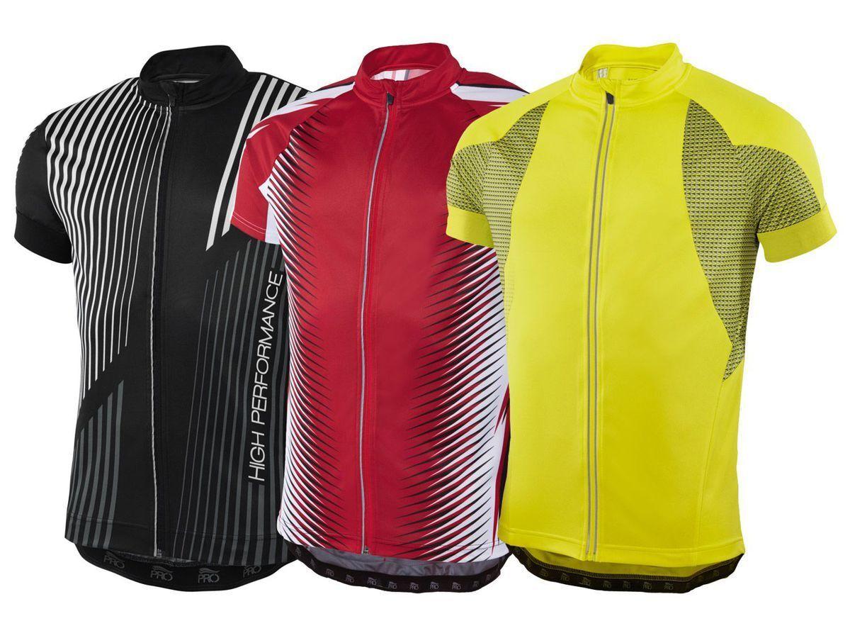 Crivit PRO Fahrradshirt Radsport Biking Shirt  Fahrrad Shirt Oberteil Sport NEU