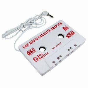 Audio-Macchina-Cassetta-Adattatore-per-Ipod-Mobile-MP3-Radio-CD-3-5mm-Jack-Aux